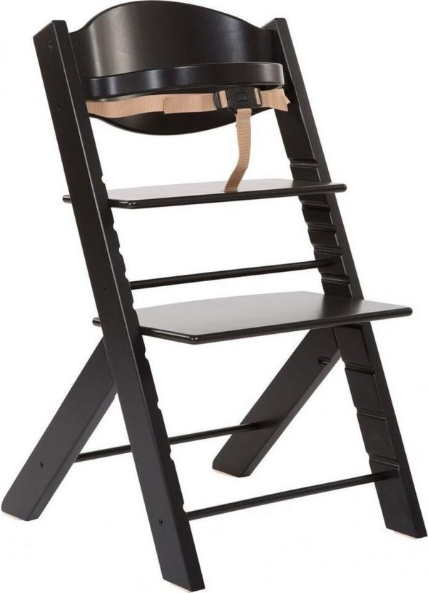TREPPY BLACK Kinderstoel